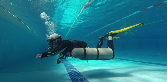 SideMount Training Pool